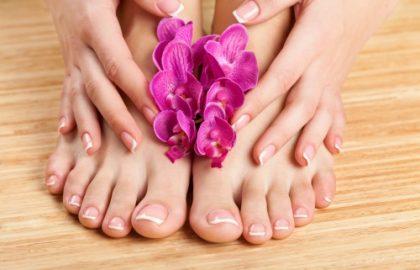 סדנת טיפול ברגליים